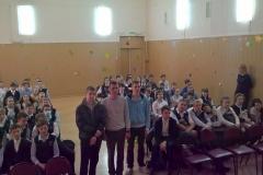 Встреча мол.центра и здоровое поколение Кавказа