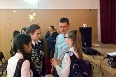 Встреча мол.центр и Здоровое поколение Кавказа